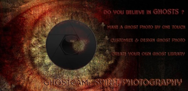 Ghostcam: Spirit Photography para Android
