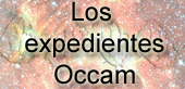 Los expedientes Occam