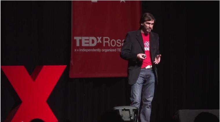 Vendedores de ilusiones: Lisandro Carnielli at TEDxRosario 2012